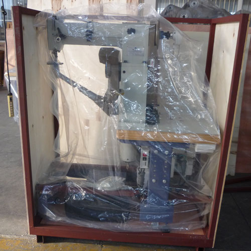 SP169 BOOT SIDEWALL STITCHER PACKING