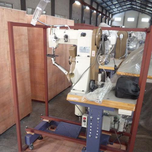 SP168 SIDEWALL SOLE STITCHING MACHINE